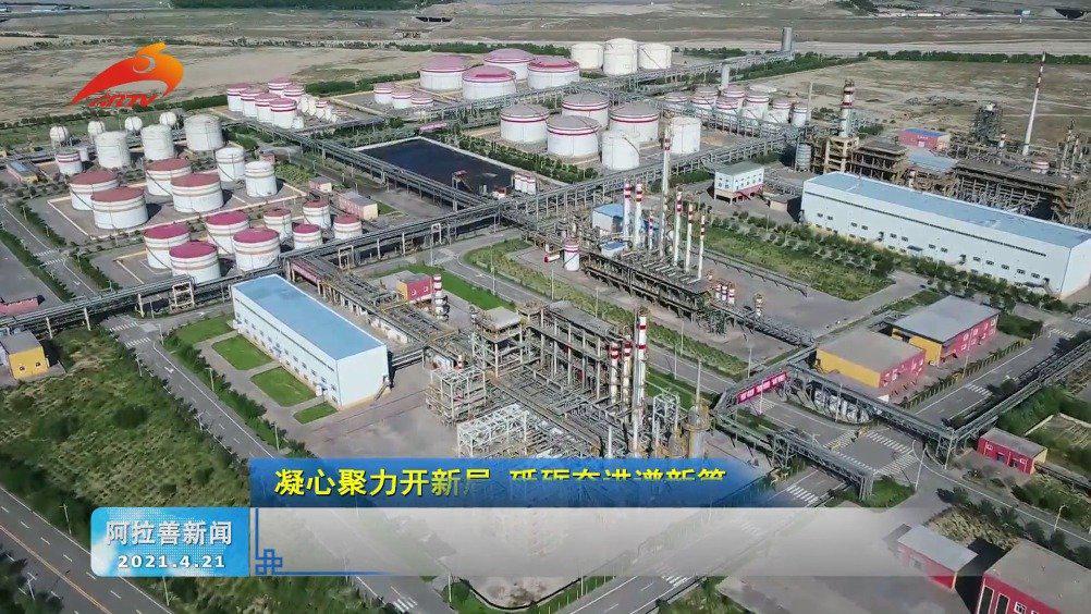 阿拉善高新区积极推进新材料产业发展