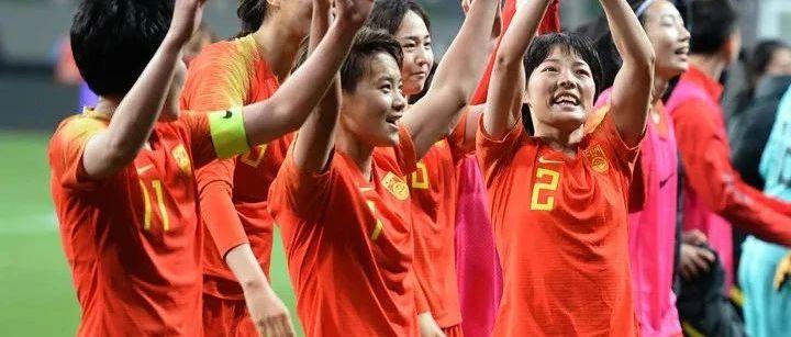 中国女足为什么行?这段视频首次曝光!