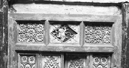 阳曲戴庄发现金代砖雕墓