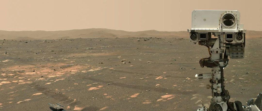人类史上首次!NASA火星直升机成功起飞,实拍画面曝光
