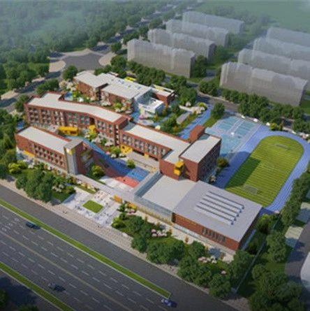 宝鸡高新凤师实验学校项目9月投用 提供1980个学位