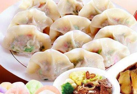 心理测试:哪盘水饺最有食欲?测试你的人生会有好事眷顾吗?