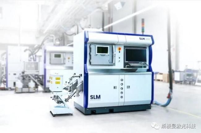 SLM Solutions将与材料合作伙伴探索超出行业标准的材料