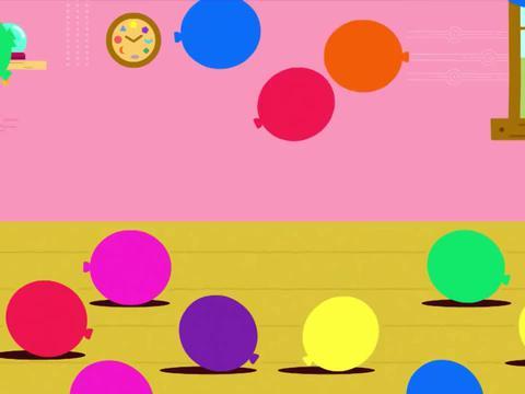 嗨道奇:打气球不简单