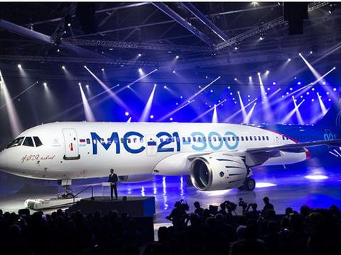 MC-21客机换装国产发动机首飞没几天,又过结冰试验打破美国阻挠