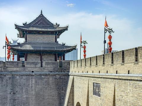 除了秦始皇陵和兵马俑,五一去西安的理由还有这个