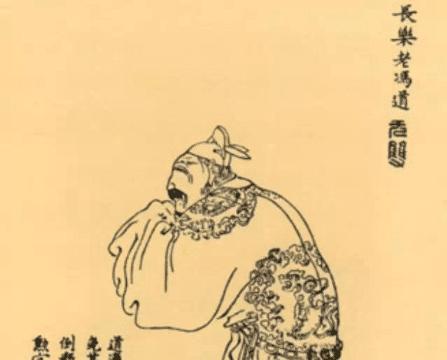 郭威假意立刘赟为帝,其在赶去登基的半路上就被郭威废黜杀害