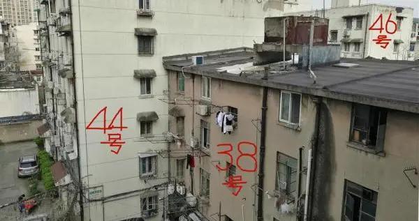 """被旧改几度""""遗忘""""的上海市中心两幢老旧售后公房有望改造了"""