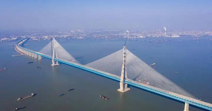 江苏这些大桥也曾获此殊荣