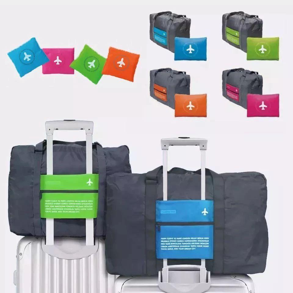 魔术小手包,秒变行李箱!不用背也不用提,告别出游大包小包!