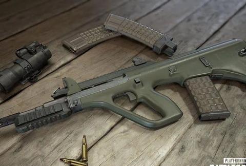 和平精英:哪些武器的存在最尴尬,AUG毫无疑问,第四无辜躺枪