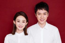 赵丽颖离婚,陈晓微博被网友攻陷,陈妍希心理阴影面积有多大?