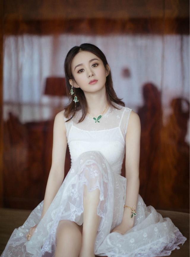赵丽颖与冯绍峰正式官宣离婚,网友:错怪了Angelababy黄晓明