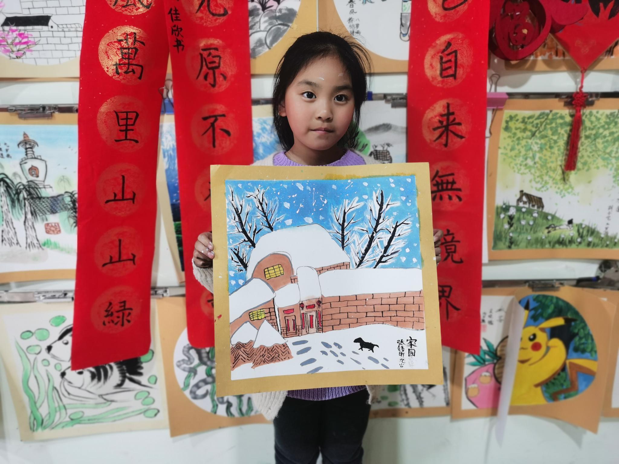 扬州画派书画院成立于2002年……