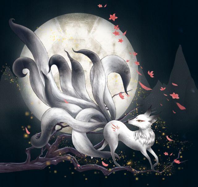 传说中的九尾狐,为何从瑞兽沦为了妖兽?