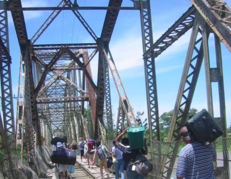 哥斯达黎加/巴拿马Sixaola流域权利
