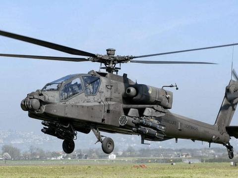 波音公司获得4.36亿美元,用于全速生产AH-64E飞机