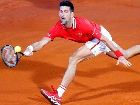 德约科维奇1-2不敌澳网黑马,纳达尔却轻松晋级决赛