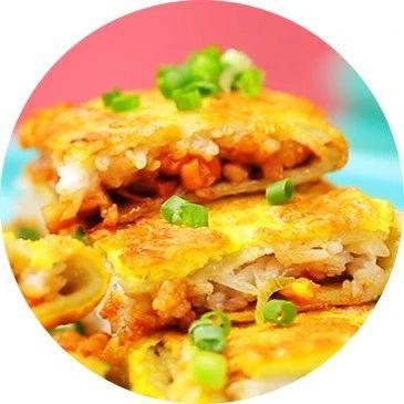2021.4.24 菜谱 |  只用4招,搞定武汉特色早餐!皮薄料足,学会香飘一条街~