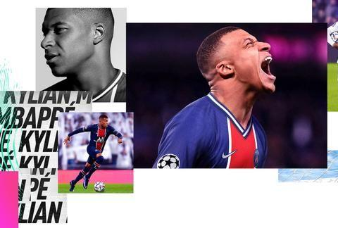 FIFA足球封面人物登场,法国球星获此殊荣,c罗和梅西风光不再