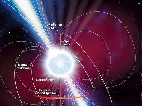 中子星,脉冲星,超新星爆发:大质量恒星最后的谢幕表演