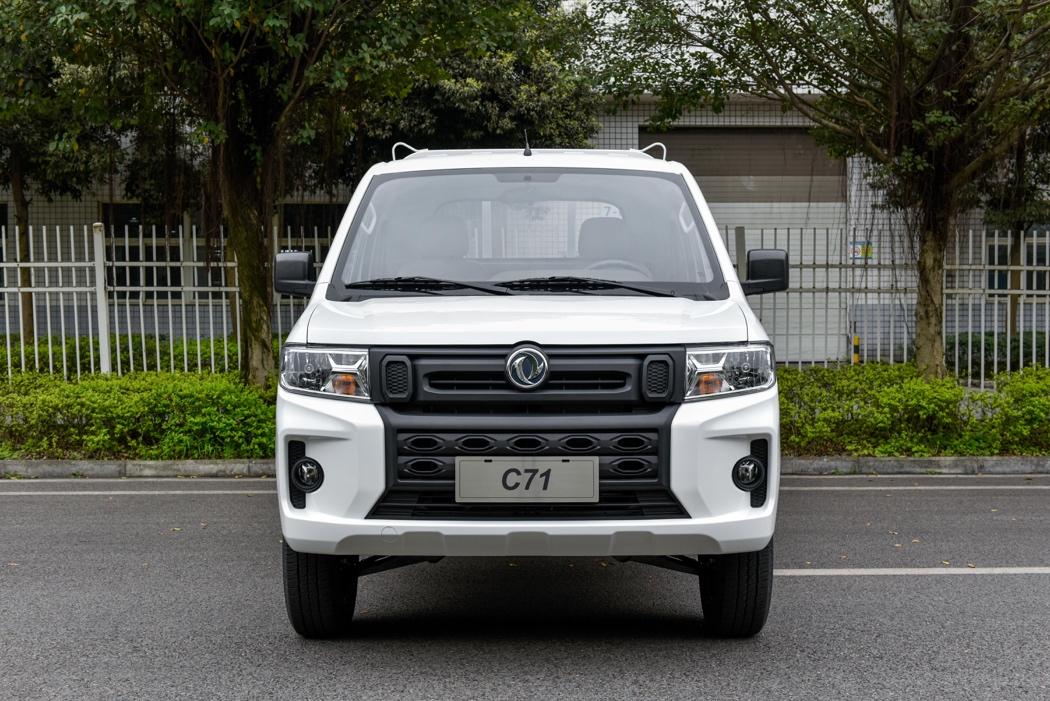 拉货创业好能手!东风小康C71/C72正式上市,售4.88万元起