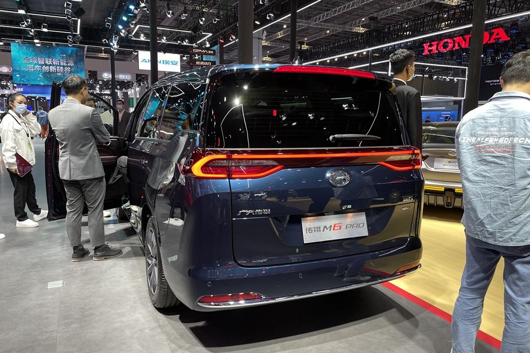 内外换新 动力不变 广汽传祺M6 PRO将于5月1日上市