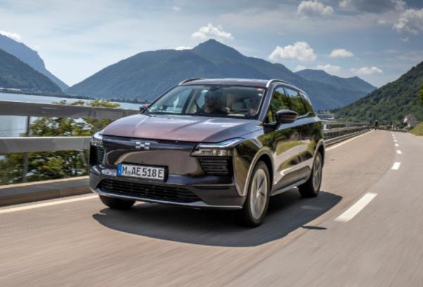 新能源绕不开的中型SUV,爱驰U5是最优选吗?
