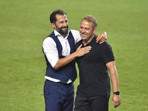 萨利:感谢弗里克率领拜仁获得的荣誉与冠军,祝他未来一切顺利