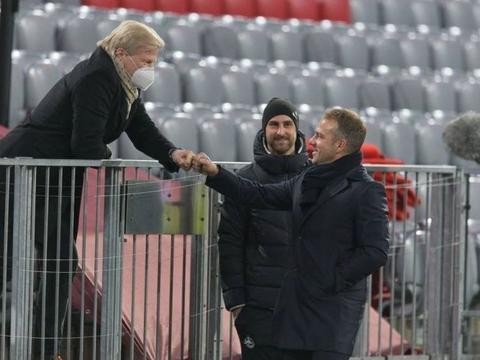 卡恩:纳格尔斯曼五年合同证明他认同拜仁 感谢弗里克带队的成功