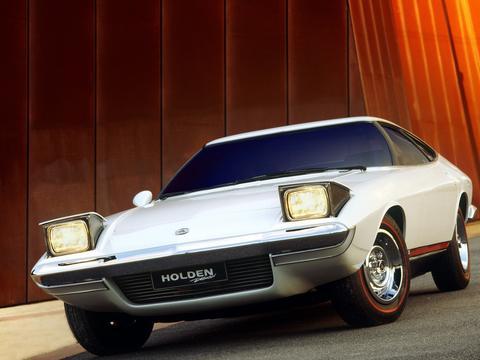 生不逢时 1970款霍顿Torana GTR-X