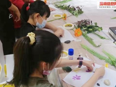 """""""爱自然·共成长""""赋能项目 让社区青少年勇于探索与创造"""