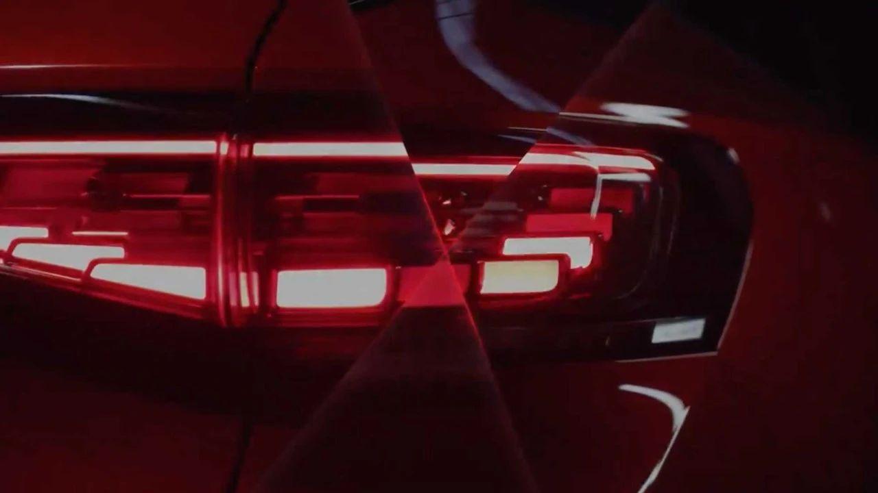 大众ID.4 GTX预告图曝光,吉利帝豪S正式上市