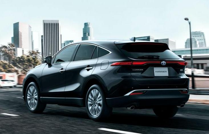 预计年底上市 一汽丰田海利亚或命名为锐放