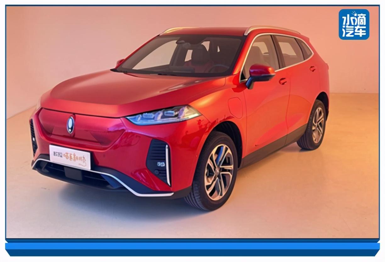 """欧拉""""猫系""""纯电SUV来袭,将于7月量产"""