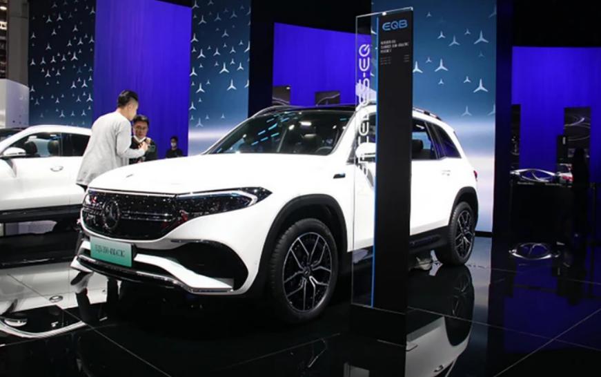 从上海车展看奔驰,这个品牌历久弥新的潜能终于喷薄而出了