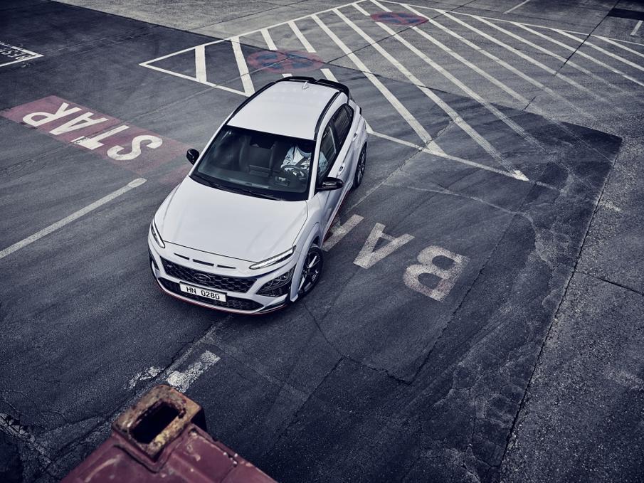 「韩系动向348」现代首款高性能SUV Kona N发布