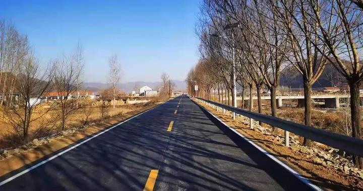 """岫岩获评""""四好农村路""""省级示范县"""