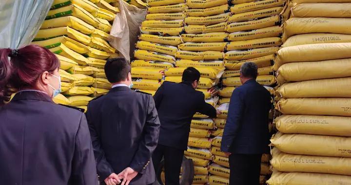 岫岩对涉农农资产品进行专项检查