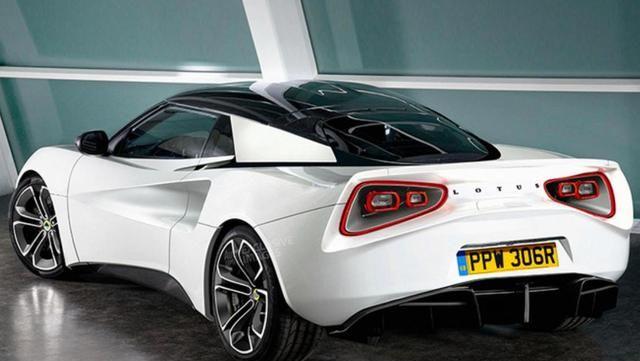 将是最后一款燃油跑车 路特斯全新跑车将发布