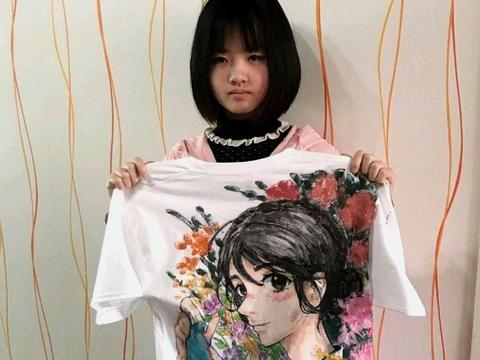 武汉四十九中学生,获中国美术学院校考,全国第二的成绩