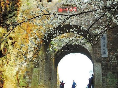 中国保存最完好的古驿道:距今已有千年历史,还被誉为岭南第一关