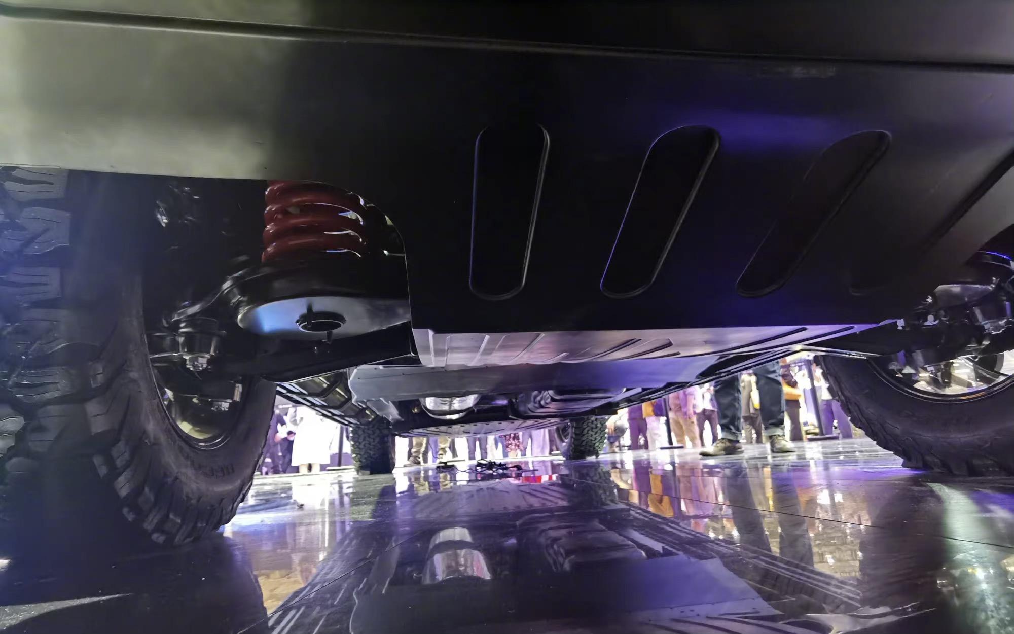 3.0升V6+9AT,对标丰田坦途,长城X炮了解下