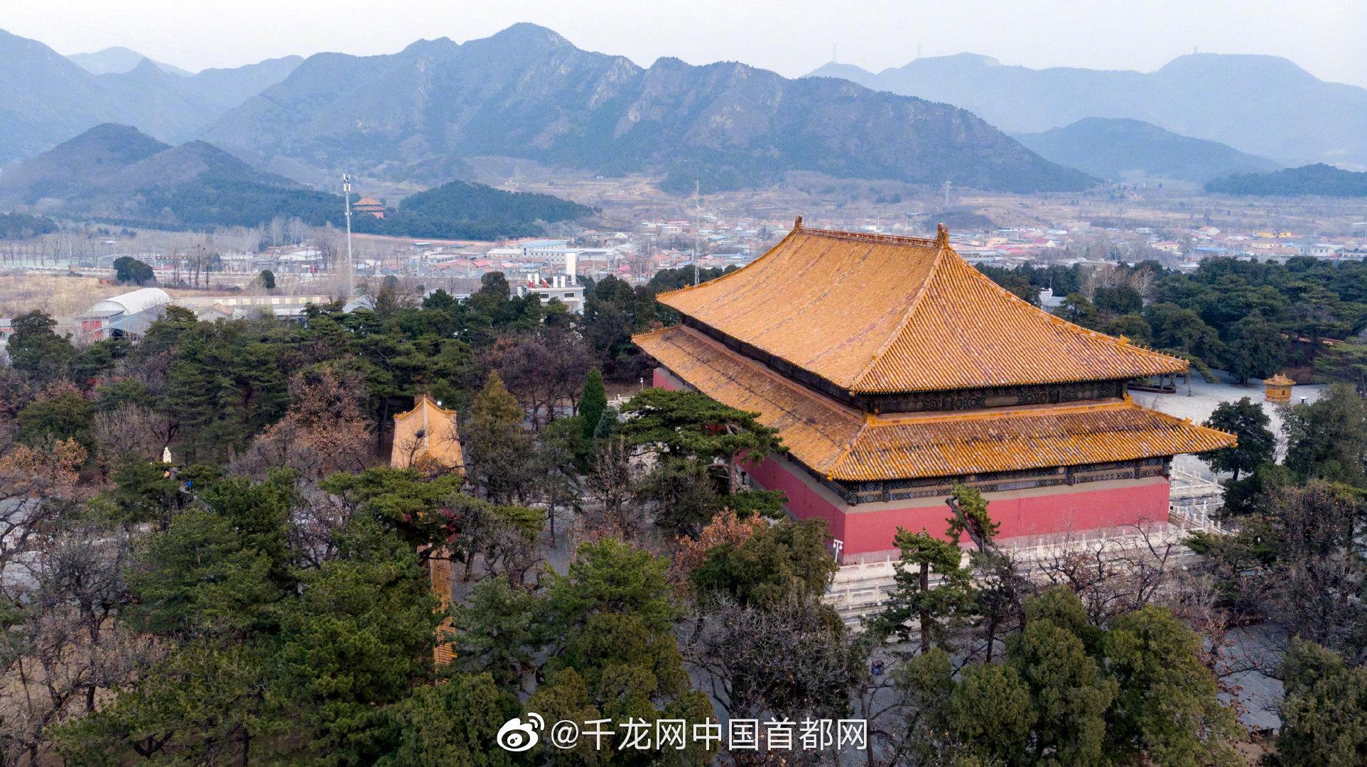 明十三陵康陵 北京明十三陵康陵景区今天第一次向游客开放