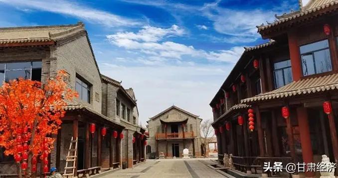中川小镇民俗文化观光休闲园5月1日正式开园迎客