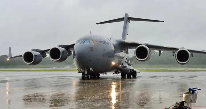 印度陷入氧气危机!空军运输机成为生命之舟 C-17大显身手