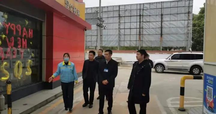 汉中市大气办对市中心城区及周边县区挥发性有机物治理工作检查