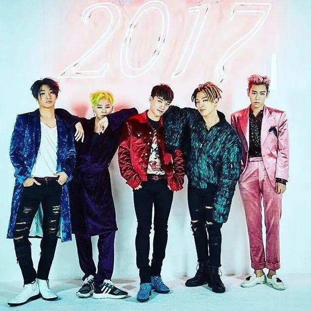 BIGBANG深夜无预警更换「粉丝团头像」,宣告即将合体复出?