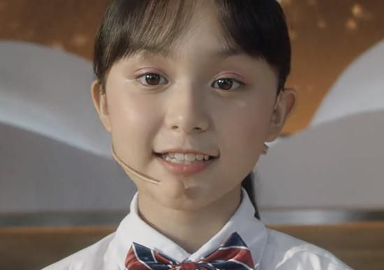 《小舍得》刘楚恬演得太好了,甜美可爱有灵气,堪称国民女儿