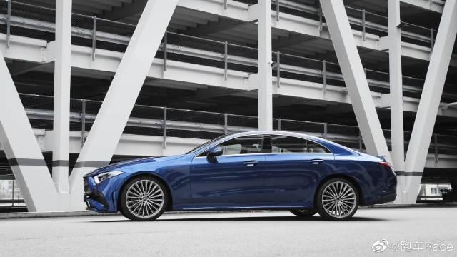 视频:新款Mercedes CLS 2022外观和内饰